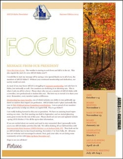 ASCLS-Idaho FOCUS Newsletter Summer 2014