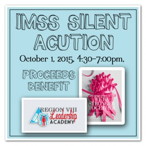 IMSS Silent Auction